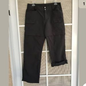 The North Face 10 Convertible Outdoor Cargo Pants